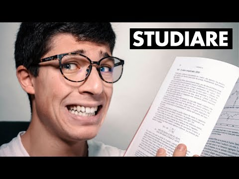 "COME STUDIARE! 1/2 ""Learning how to learn"" 