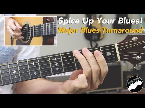 Spice Up Your Blues | Hybrid Scale & Turnaround Lesson