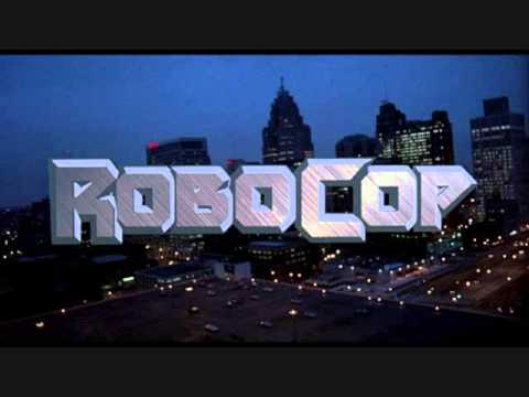 Robocop theme by  The City Of Prague Philharmonic Orchestra
