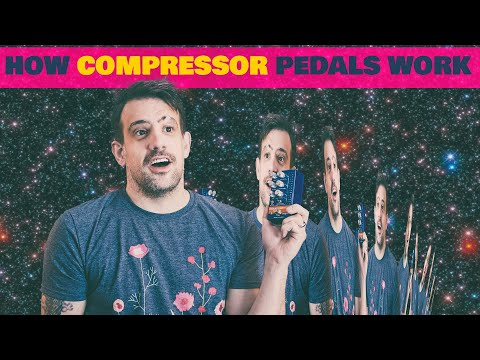 How To Use A Compressor Pedal (feat. Empress Compressor MKII + Bass)