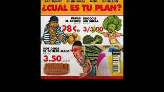 Cual Es Tu Plan Remix Bad Bunny X PJ sin Suela X ejo X Leyenda.mp3