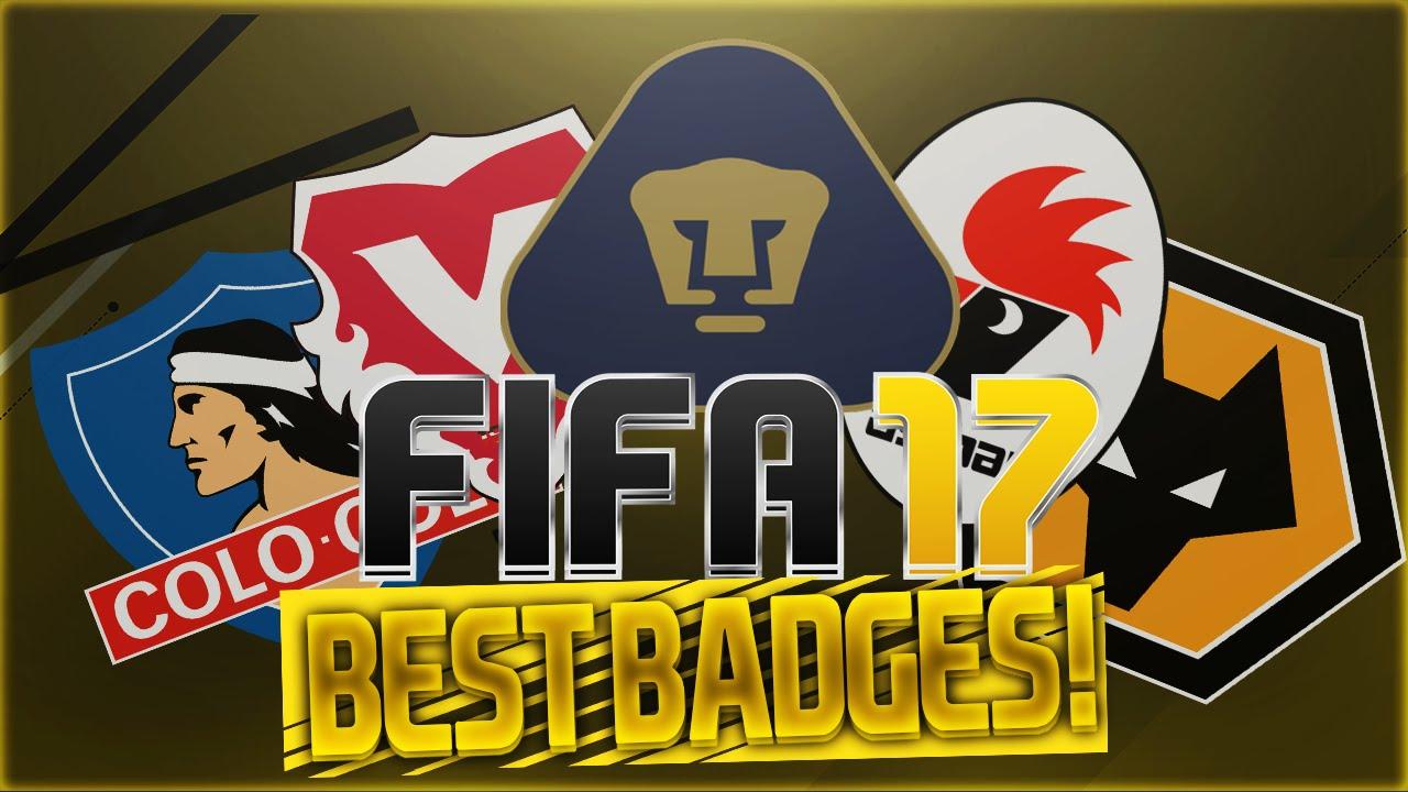 FIFA 17 - BEST BADGES !!!