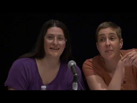 SheForHe: Panel Q&A [Part 2] HD