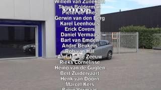 Volvo V60 PHEV bij Henk Scholten Tiel