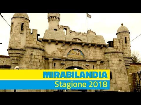 Mirabilandia 2018, Ravenna Costa Adriatica il VIDEO hd 4k