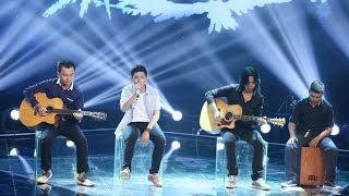 Đoàn Thế Lân - Đôi Chân Thiên Thần - Giọng Hát Việt Nhí 2014 liveshow 3 - ngày 06/09/2014