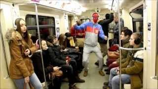 Harlem Shake (Moscow Metro Edition)