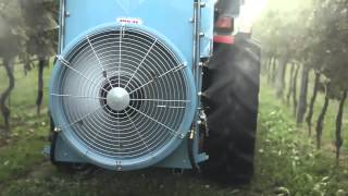 IDEAL srl ITALIA - Atomizzatore ALPINE