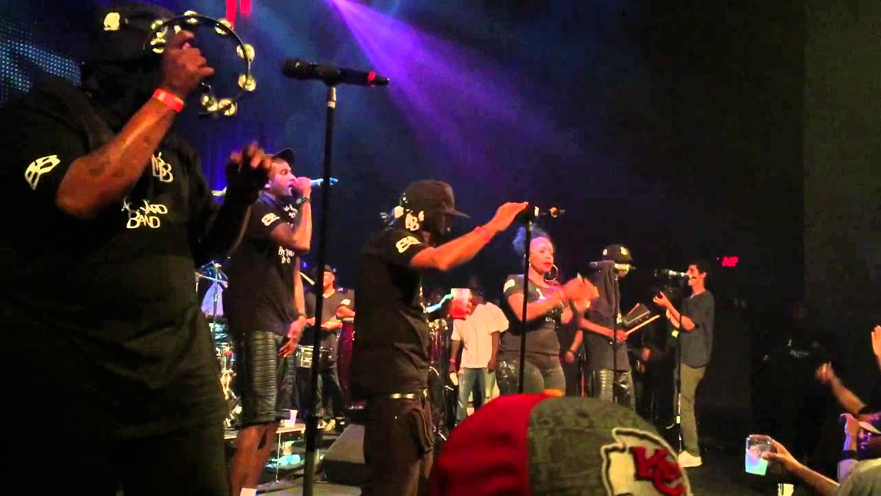 backyard band live the howard theatre 6 20 15 youtube
