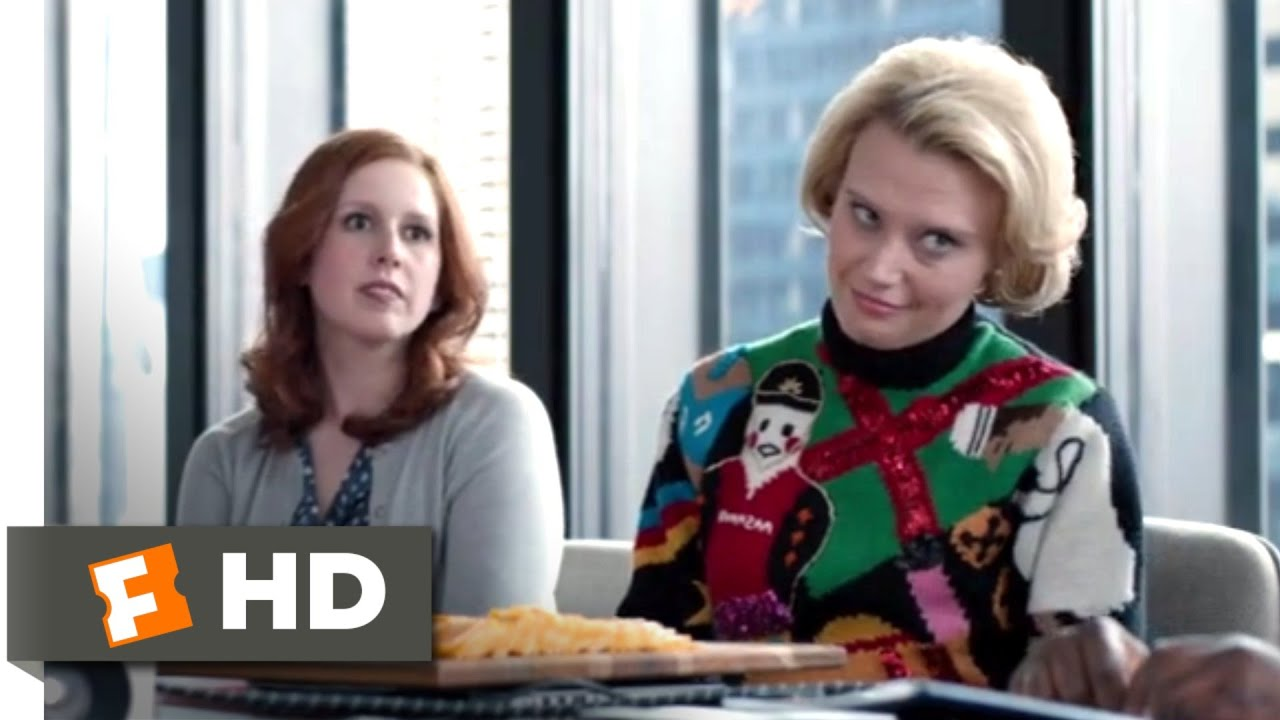 Office Christmas Party (2016) - Christmas is Canceled Scene (1/10 ...
