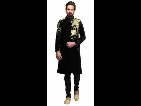 Mens Kurta Pyjama, Indian Kurta Pyjama, Mens Indian Wedding Kurta Pyjama, Mens Kurtas