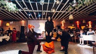 Коллектив СВОИ ЛЮДИ | Кавказская пленница | Номер на свадьбу