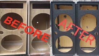 SPEAKER BOX (TEXTURED PAINT)