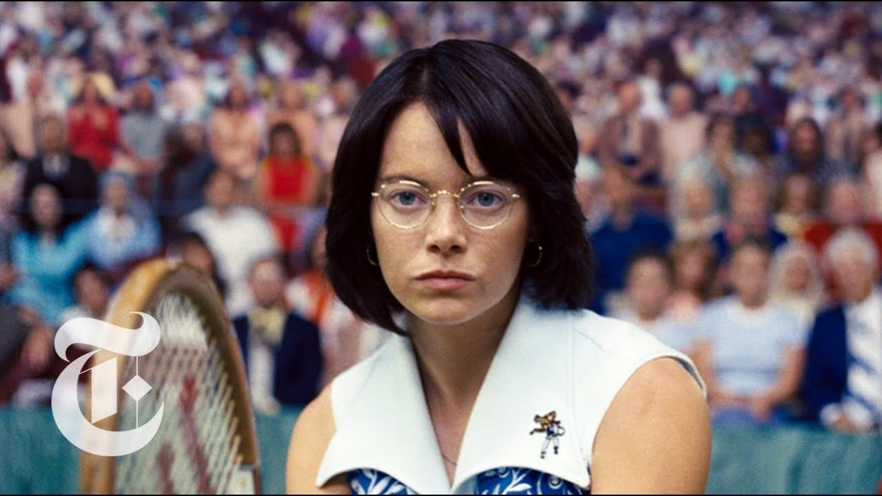 Anatomy Of A Scene From Battle Of The Sexes Youtube