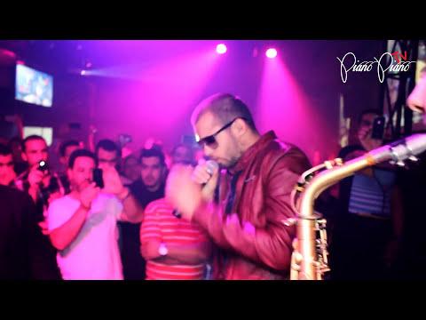 Alex Mica & Mr.Sax  le 29/08/2012 @ Piano Piano Agadir