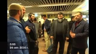 Шейх Хамзат Чумаков в Бельгии