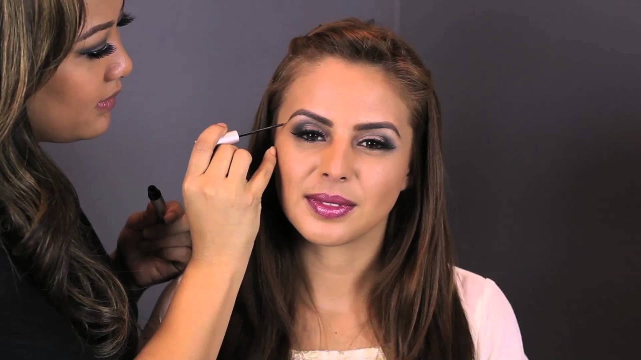 db734917f26 Remedies for Eyebrow Hair Loss : Makeup Tips & Applications - YouTube