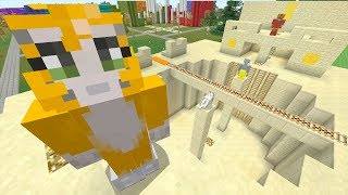 Minecraft Xbox - Battle Pit [621]