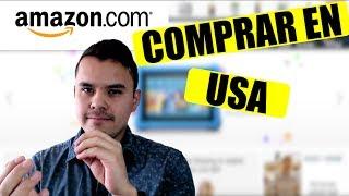 Como Comprar en Amazon si vives en Latinoamérica