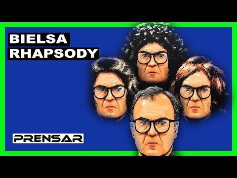 Bielsa Rhapsody: hinchas de Leeds le rindieron homenaje al loco con un video desopilante