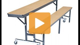 Convertible Table Bench - Hertz Furniture