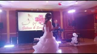 """Сюрприз мужу на свадьбу. Слова на песню """"Сердце"""" НеАнгелы"""