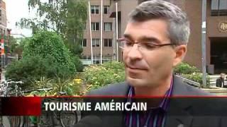 Tourisme américain en crise au canada