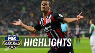 Sc Freiburg Blows Late 2-goal Lead To Draw 3-3 With Eintracht Frankfurt | 2020 Bundesliga Highlights
