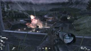 Call of Duty 4 Gameplay [HD]
