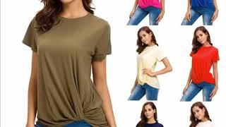 2019 New Women's Clothing