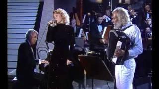 Ingrid Caven & Georges Moustaki - Der Fremde 1983