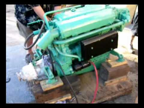 Item # 85099 - DETROIT DIESEL - 4-53N Used Marine Engines