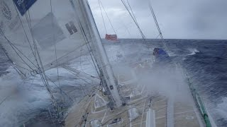 The Clipper Race - Part 3: Clipper 2013-14 Race Documentary
