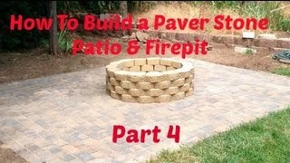 Patio And Fire Pit Part 4