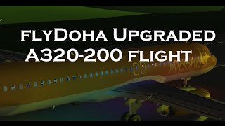 ROBLOX - FlyDoha Upgraded Flight - A320-200