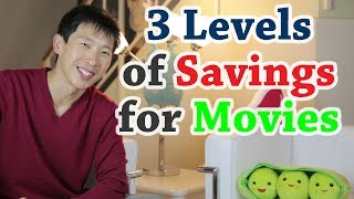 3 Levels of Savings Going to the Movies | BeatTheBush