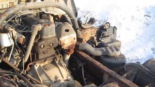 Video 1998 mitsubishi  fe complet diesel engine and transmision download MP3, 3GP, MP4, WEBM, AVI, FLV September 2018