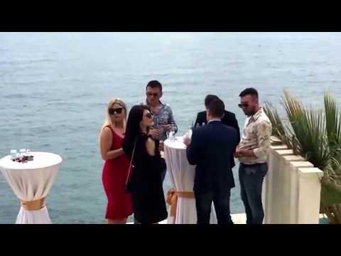 Dasma Shqiptare e realizuar ne plazhin e Ulqinit