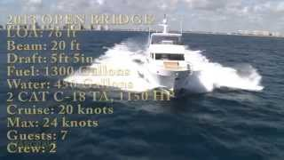 Hargrave Yachts 76' VICTORIANO