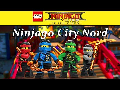 LEGO NINJAGO LE FILM - Ninjago City Nord [Mode Libre] streaming vf