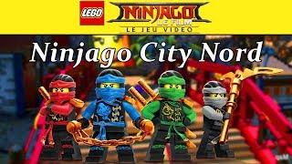 LEGO NINJAGO LE FILM - Ninjago City Nord [Mode Libre]
