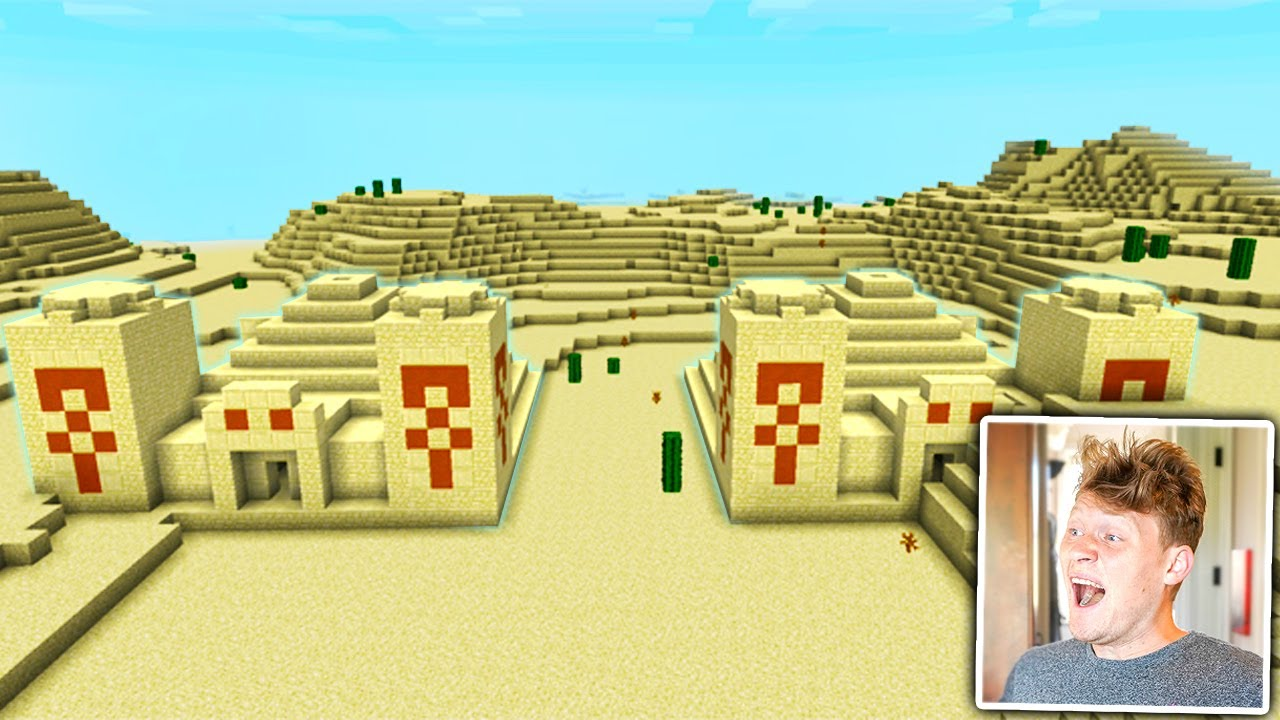 We Found TWO Desert Temples!