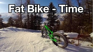 Trek Farley 8 Fat Bike - Downhill - Stage 2