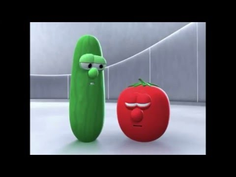 Producer Brent - Veggie Tales Accurately Predicts Bizarre Modern Internet Humor
