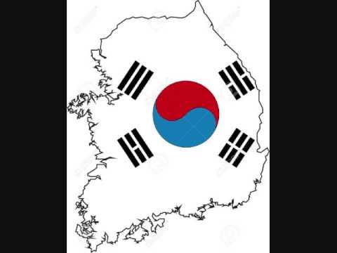 Lagu Kebangsaan Korea Selatan : Aegukga