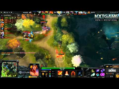 Gigabyte.Mineski vs Signature Trust ( NXTGAME Dota 2 Invitational ) Game 1 -DENKI