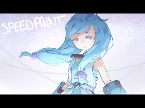 Awasu (paint tool sai) Speedpaint