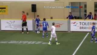FC Energie Cottbus - FSV Bernau 6:1 (U12-Hussitencup 2014 - Vorrunde)