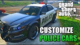 How To Be A Police On Gta V Story Mode