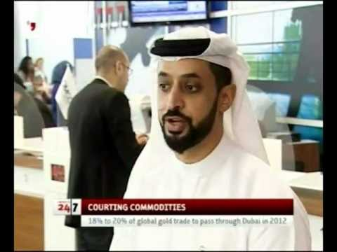 DMCC Executive Chairman Ahmed bin Sulayem on Dubai's position as leading gold trading hub